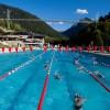 Grand bassin piscine Morzine