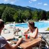 Restaurant piscine Morzine