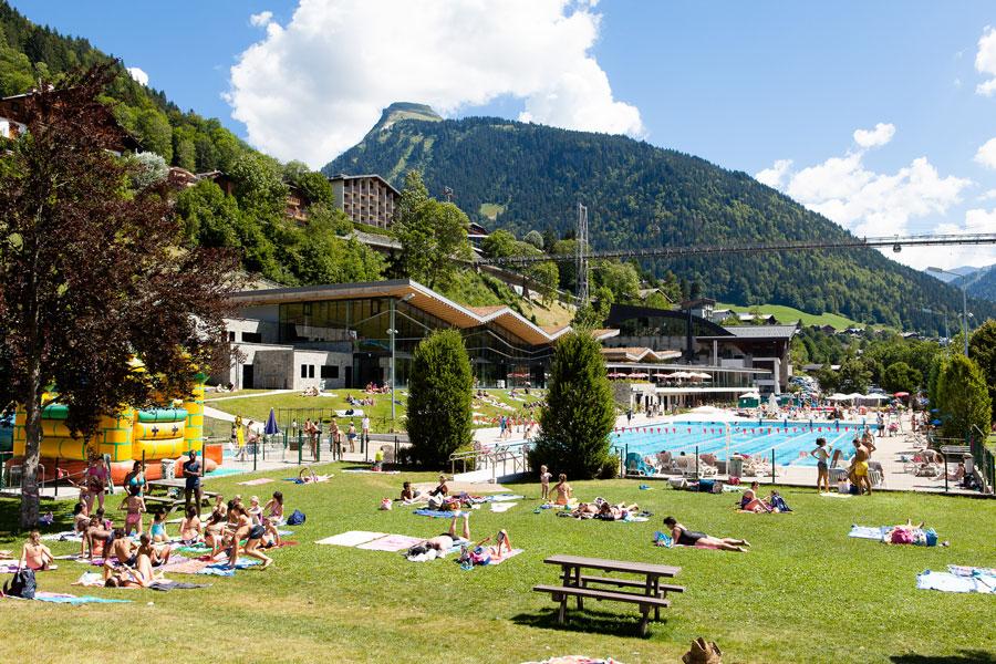 Parc des d r ches 10 activit s sports et loisirs morzine - Office de tourisme de morzine ...