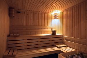 Sauna Morzine